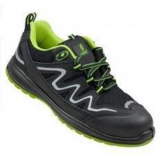 Urgent cipő Lime 224 S1 zöld-fekete