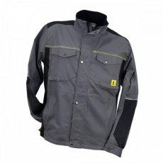 Urgent kabát Urgent-S2 szürke-fekete