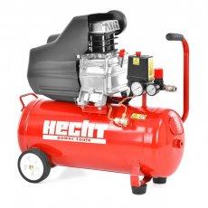 HECHT 2026 elektromos olajos kompresszor, 24 literes