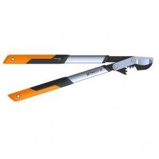 FISKARS PowerGearX fém fogaskerekes ágvágó, horgos pengével (M) LX94