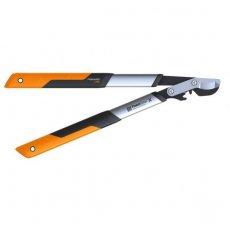FISKARS PowerGearX fém fogaskerekes ágvágó, horgos pengével (S) LX92