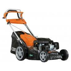 Oleo-Mac G 53 TK ALLROAD PLUS 4 benzinmotoros, fűgyűjtős, önjáró fűnyíró